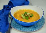 Pumpkin Corn Chia Chowder Soup