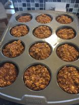 Pumpkin Pie Baked Oatmeal Cups