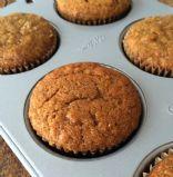 Pumpkin-Walnut-Oat Muffins