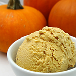 Atkins Pumpkin Ice Cream