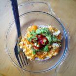 Quick Vegan & Gluten Free Tofu Scramble