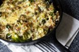Poultry: Quick and Easy Cheesy Chicken Broccoli and Rice Casserole