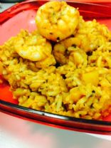 Quick and Easy Shrimp Jambalaya