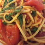 Beth's Quick and Easy Vegetarian Spaghetti