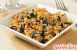 Quinoa, Black Bean and Corn Salad
