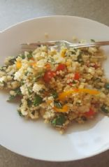 Quinoa Salad- as a side dish or meal
