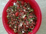 Red Quinoa Sald