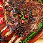 Atkins Roast Rack of Lamb