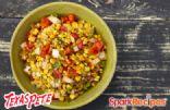 Roasted Corn and Poblano Salad