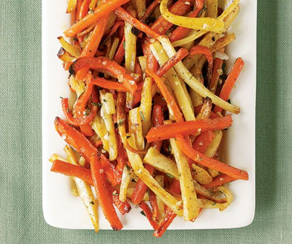 Roasted Carrots Recipes | SparkRecipes
