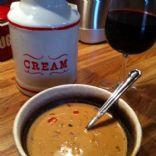 Roasted Red Pepper & Corn Chowder