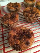 Robin's Peanut Butter ViSalus muffins