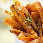 Rosemary-Roasted Sweet Potatoes