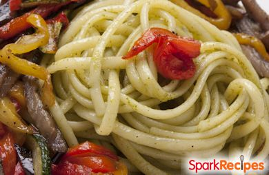 SP_Stepf's Summer Kitchen Sink Pasta