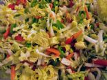 Salad: Chopped Asian Salad Base