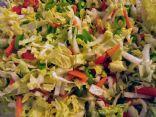 Salad: Chopped Asian Salad Base