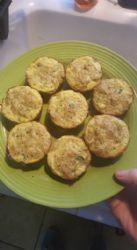 Salmon Muffin Puffs