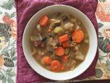 Sauerkraut Soup - Bigos (Polish Hunter's Stew) (serving is 23 oz)