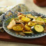 Sauteed Squash & Zucchini