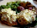 Scrumptious  Artichoke Chicken