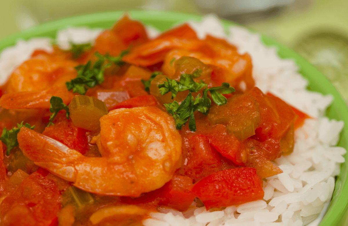 Shrimp Creole Recipe Sparkrecipes