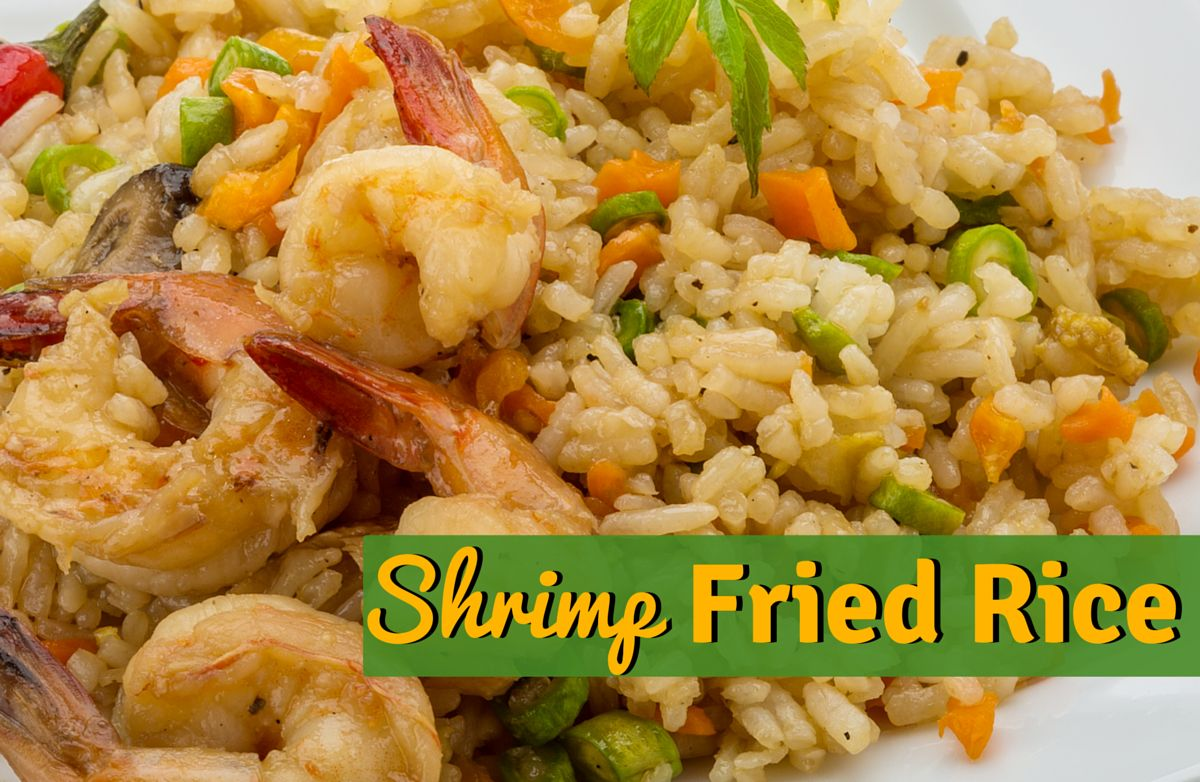 Shrimp Fried Rice Recipes | SparkRecipes