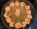 Shrimp with Cauliflower Fried Rice