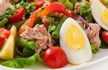 Simple Nicoise Salad