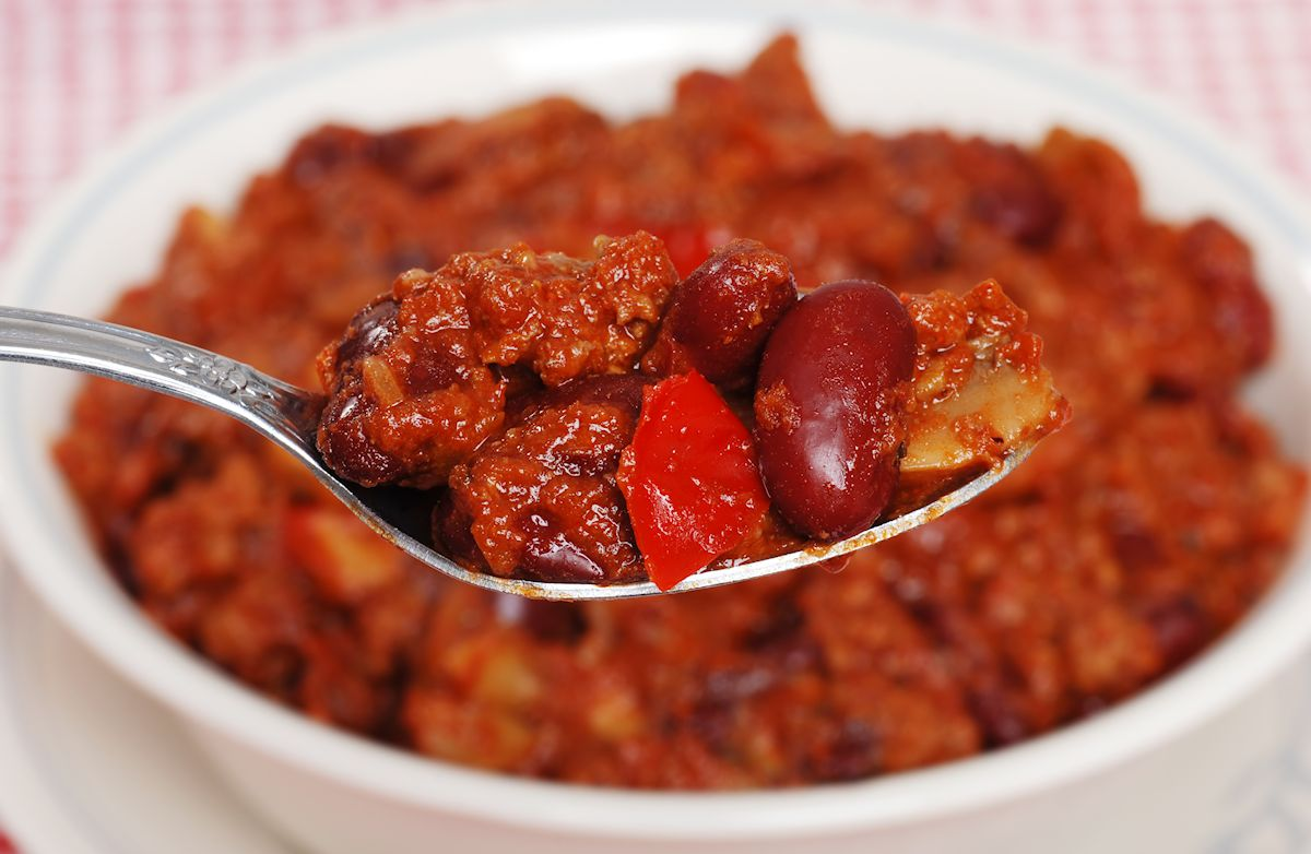 Slow Cook Turkey Chili