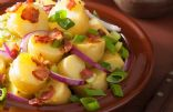 Slow Cooker Bacon & Cheese Potatoes