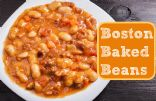 Slow Cooker Boston Baked Beans