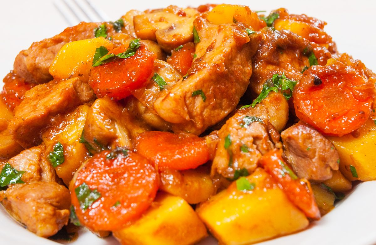 Slow Cooker Chicken Stew Recipe Sparkrecipes