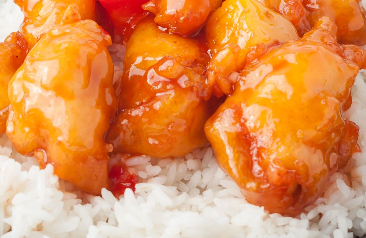 Slow Cooker Orange Chicken Recipe | SparkRecipes