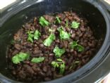 Slow Cooker Pinto Beans with Bacon