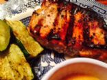 Smoked Paprika Grilled Pork Chops