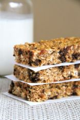 Soft and Chewy Protein Granola Bars
