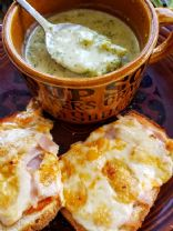 Soup: Terrie's Own Broccoli Cheese Soup