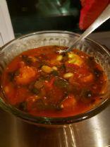 Soup: Tuscan Sausage Tortellini Soup