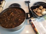 Soup of Mixed Mushrooms