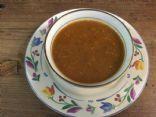 South of the Border Tomato & Tomatillo Soup