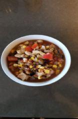 Southwest  Corn Chowder