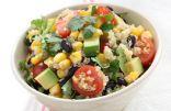 Southwestern Quinoa Avocado Bowl