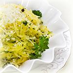 Atkins Spaghetti Squash Salad