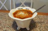 Spicy Stuffed Pepper Soup