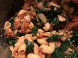 Spinach Feta Chicken Pasta