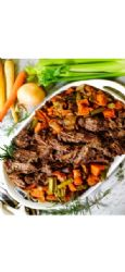 Steak & Vegtables