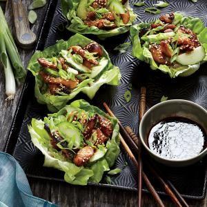 Steak Lettuce Wraps