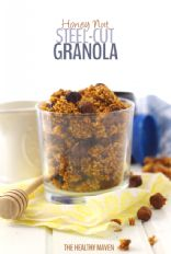 Steel Cut Oats Granola