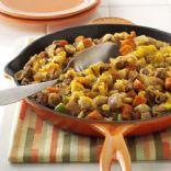 Stovetop Hamburger Casserole Recipe