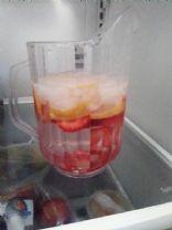 Strawberry Lemon Water